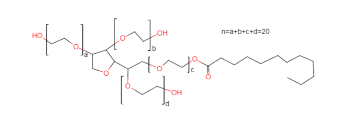 Polyoxyethylene 20 Sorbitan Monooleate